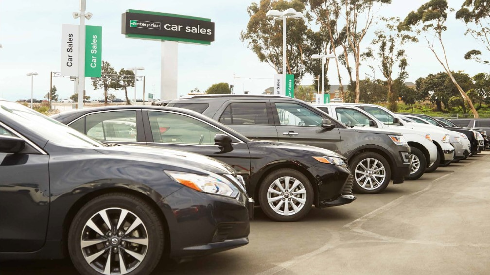 Used Cars By Enterprise Car Sales A Service Of Enterprise Rent A
